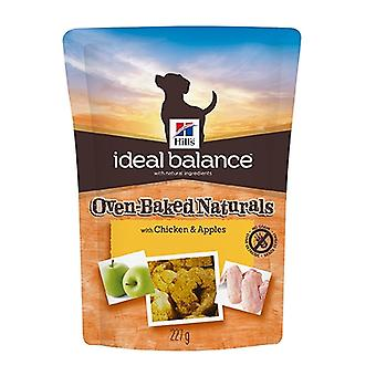 Hill's Ideal Balance Canine Adult Treats With Chicken And Apples 227g (Pack of 6)