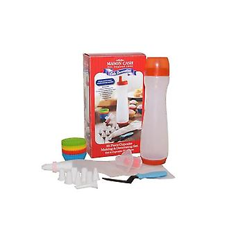 Mason Cash 25 Stück Cupcake Dekoration Set