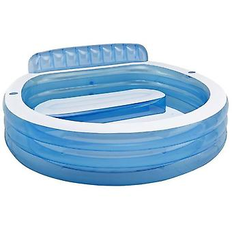 Intex Family Swimming Pool With Armchair