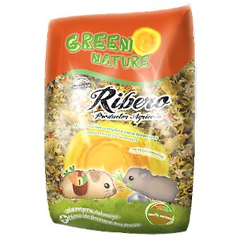 Ribero GREEN NATURE HAMSTER (Small animals , Dry Food and Mixtures)