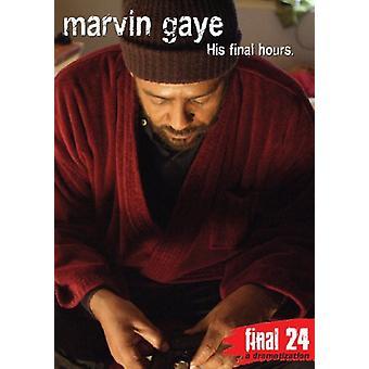 Marvin Gaye-finalen 24: hans sidste timer - Marvin Gaye-finalen 24: hans sidste timer [DVD] USA import