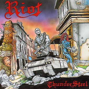 Riot - Thundersteel [CD] USA import
