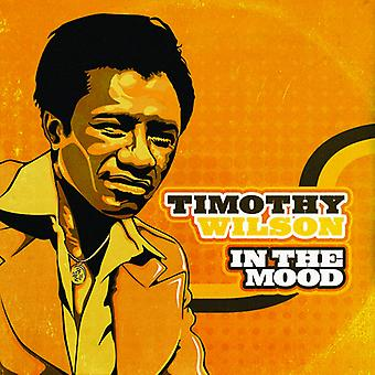 Timothy Wilson - In the Mood [CD] USA import