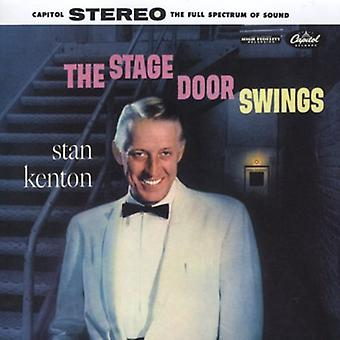Stan Kenton - Stage Door Swings [CD] USA import