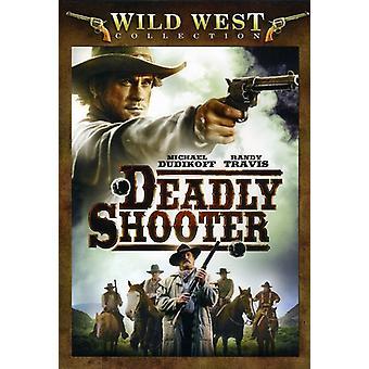 Dødbringende Shooter [DVD] USA importerer