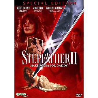 Stedfar 2 [DVD] USA importerer