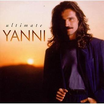 Yanni - ultimative Yanni [CD] USA importerer