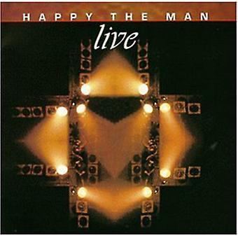 Happy the Man - Live [CD] USA import
