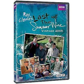Last of the Summer Wine: Vintage 2005 [DVD] USA import