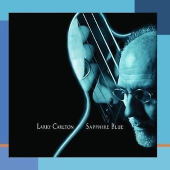 Larry Carlton - Sapphire Blue [CD] USA import