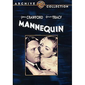 Mannequin [DVD] USA import