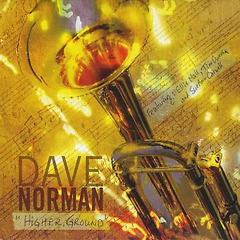 Dave Norman - Higher Ground [CD] USA import
