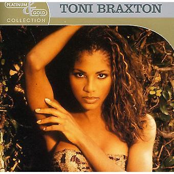 Toni Braxton - Platinum & Gold Collection [CD] USA import