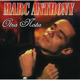 Marc Anthony - Otra Nota [DVD] USA import