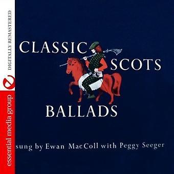Ewan Maccoll - klassisk skotsk ballader [DVD] USA import