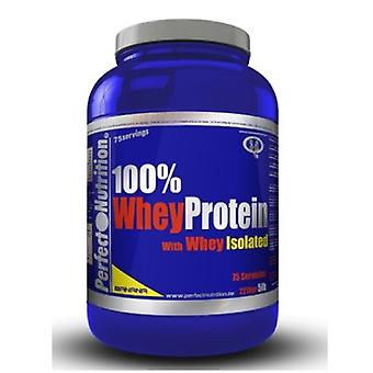 Perfect Nutrition 100% Whey Protein Iso Banana + (Sport , Proteine und Kohlenhydrate)