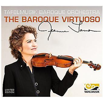 Bach - barok virtuos [CD] USA import