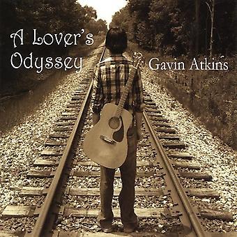Gavin Atkins - Lover's Odyssey [CD] USA import