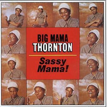 Big Mama Thornton - Sassy Mama! [CD] USA importación
