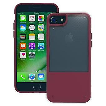 Trident protective cover fusion red plum for iPhone 8 / 7