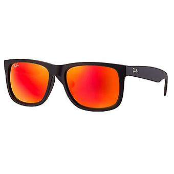 Ray-Ban Justin farve Mix Unisex solbriller - RB4165-622/6Q-51