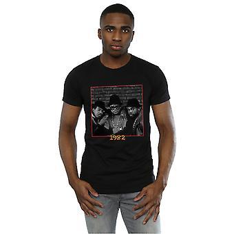 Køre DMC mænds 82 billede T-Shirt