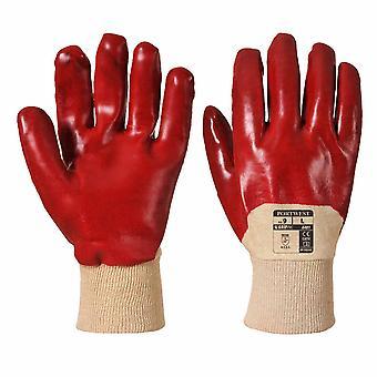 sUw - PVC Venti General Handling Glove (6 Pair Pack)