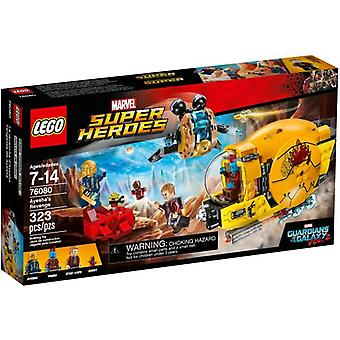 Lego 76080 Super Heroes Ayesha's Revenge (Toys , Constructions , Characters And Animals)