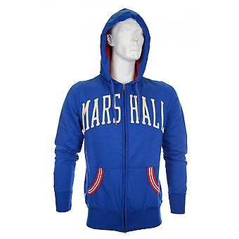 Franklin & Marshall Hooded Bluette Sweatshirt