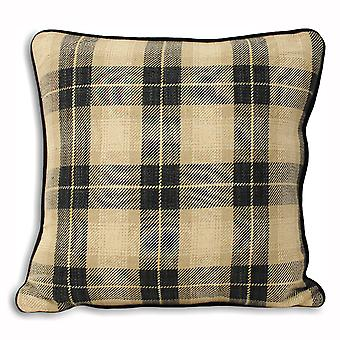Riva Home Harewood Check Cushion Cover