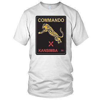 Commando Kansimba Mercenary Clean Effect Kids T Shirt