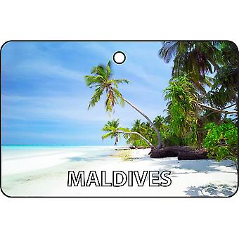 Maldives Car Air Freshener