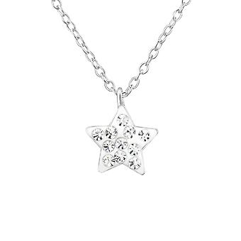 Star - 925 Sterling Silver Necklaces
