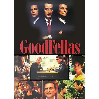 Goodfellas - Collage Poster Poster Print