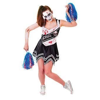 Zombie Cheerleader. Sort
