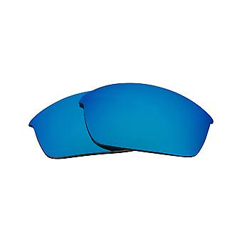 FLAK JACKET Replacement Lenses Hi Intensity Yellow & Blue by SEEK fits OAKLEY