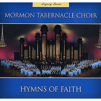 Mormon Tabernakel kor - arv serie: Salmer af tro, Vol. 1 [CD] USA import