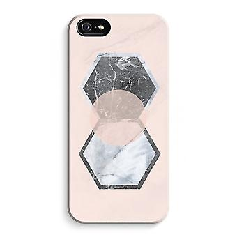 iPhone 5C Full Print Case - Creative touch