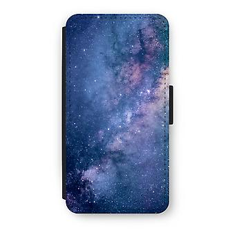 Huawei Ascend P10 funda Flip - nebulosa