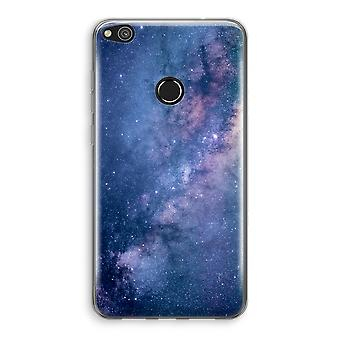 Huawei Ascend P8 Lite (2017) Transparant Case (Soft) - Nebula