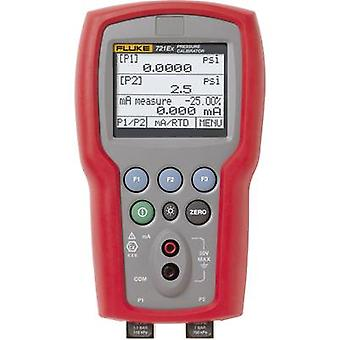 Fluke 721EX-1630 Calibrator Pressure 4 x AA battery (included) Calibrated to Manufacturer's standards (no certificate)