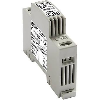 Rail mounted PSU (DIN) Comatec PSM11224 24 Vdc 0.5 A