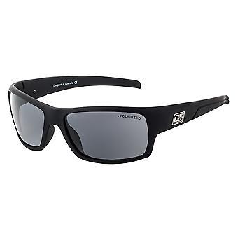 Dirty Dog Beast Sunglasses - Satin Black