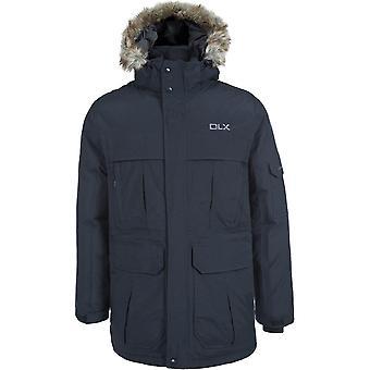 Traspaso Mens Highland DLX impermeable transpirable Natural por la chaqueta