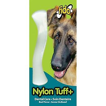 FIDO Nylon Tuff Bone Beef Large