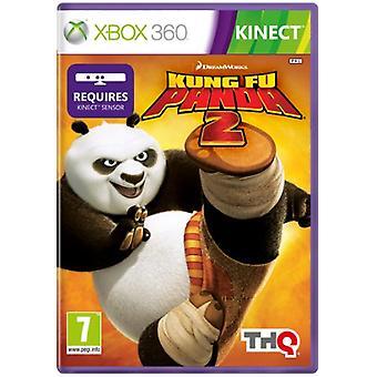 Kung Fu Panda 2 - Kinect kompatibel (Xbox 360)