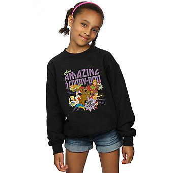 Scooby Doo Girls The Amazing Scooby Sweatshirt