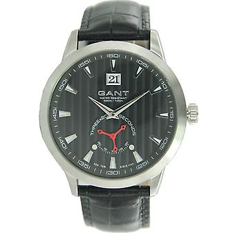 GANT Men clock watch Cortland Balck W10821