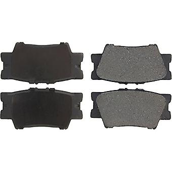StopTech 305.12120 Street Select Brake Pad with Hardware, 5 Pack