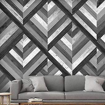 Wallpaper - Grey Maze